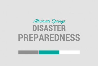 Altamonte Springs Disaster Preparedness Resources