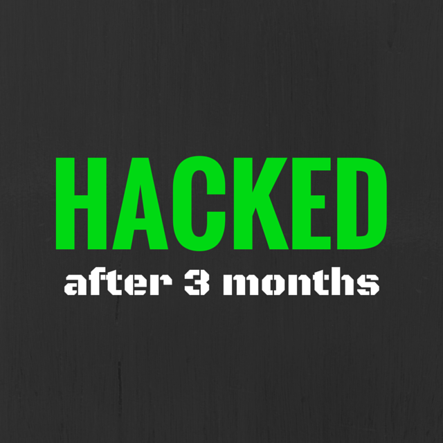 Blog Hacked After 3 Months - Recovery Process