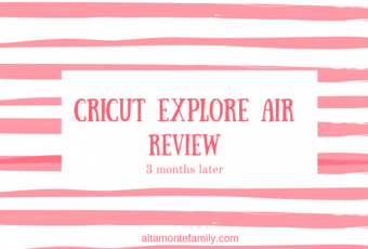 Cricut Explore Air Review – 3 Months Later
