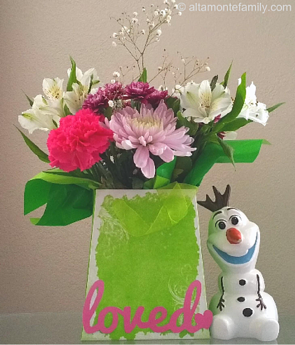 Mothers Day Gift Idea using the Cricut Explore