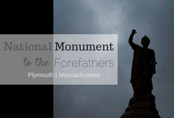 National Monument to the Forefathers Plymouth Massachusetts