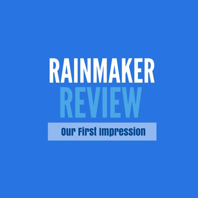 Rainmaker-Review