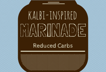 Reduced Carb Kalbi-Inspired Marinade Recipe
