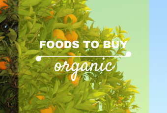 Foods To Buy Organic: Making Baby Food At Home
