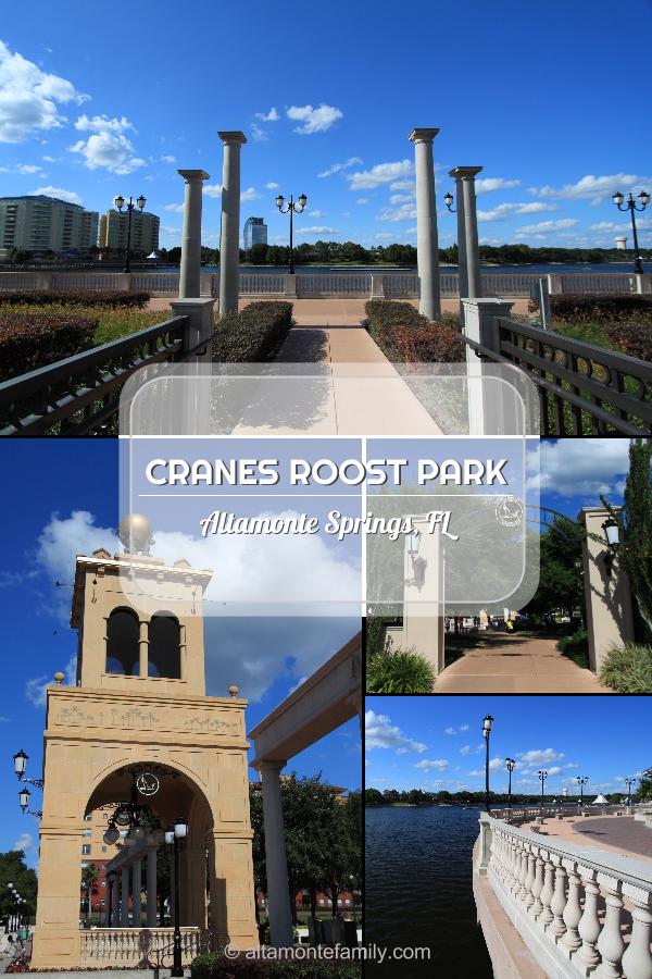 Cranes Roost Park Seminole County Florida - Altamonte Family