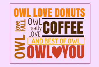 2 Free Printable Owl Love You Cards – Fall 2015