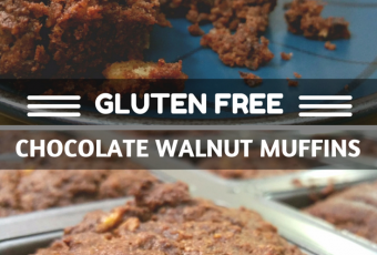 Gluten-Free Chocolate Walnut Muffin Recipe