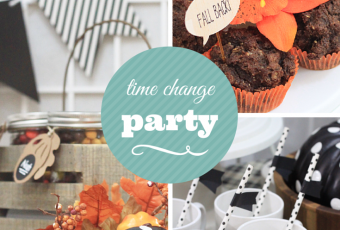 Fall-Back Time Change Party