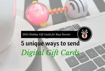 Holiday Gift Guide: 5 Unique Ways To Send Digital Gift Cards
