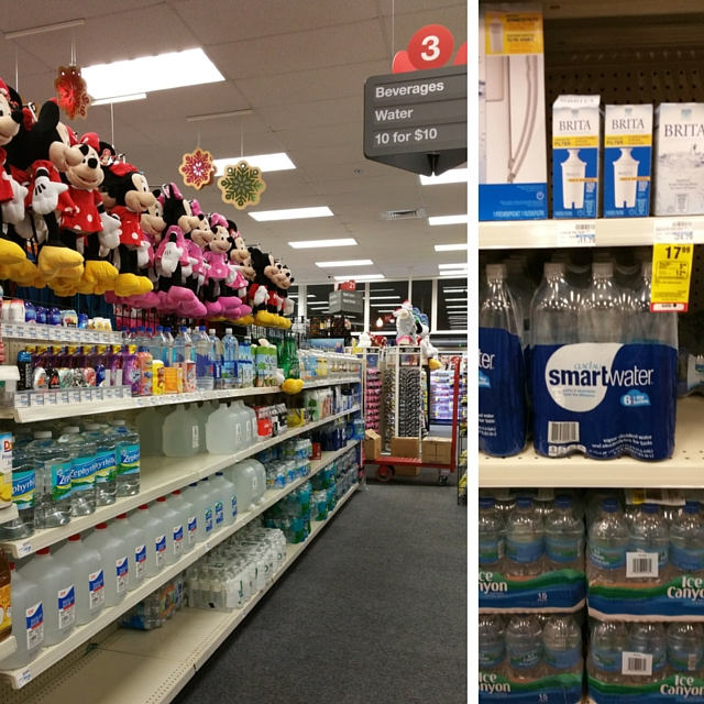 #PreparedWithCVS-SmartWater-Orlando-Florida-In-Store-Photo