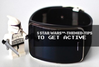 5 Star Wars™-Themed Tips To Get Active