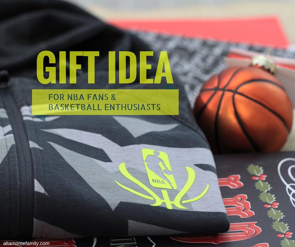 christmas gift idea for nba fans