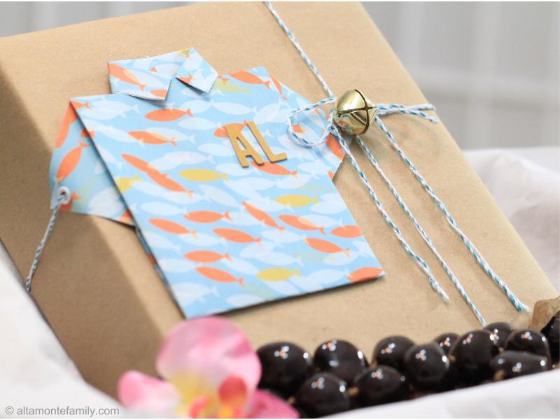 Origami Aloha Shirt Tutorial