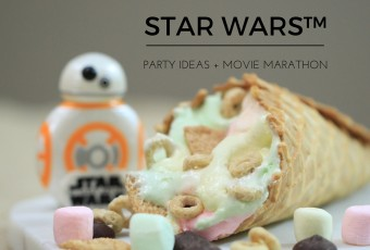 20 Star Wars™ Party Tips For The Ultimate Movie Marathon