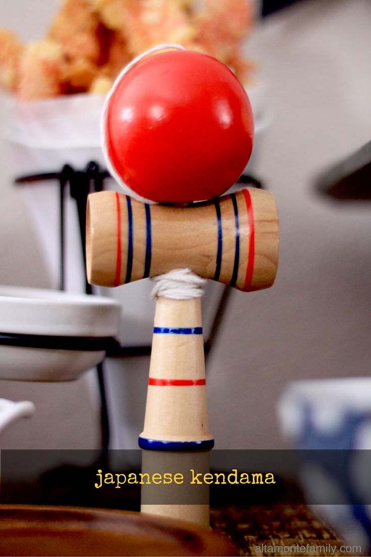 Kendama Japanese Toy