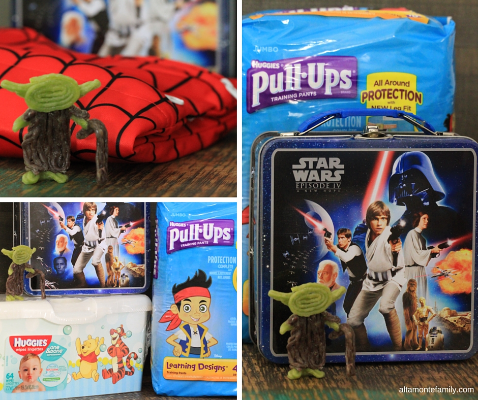 Packing Travel Diaper Bag For Toddler