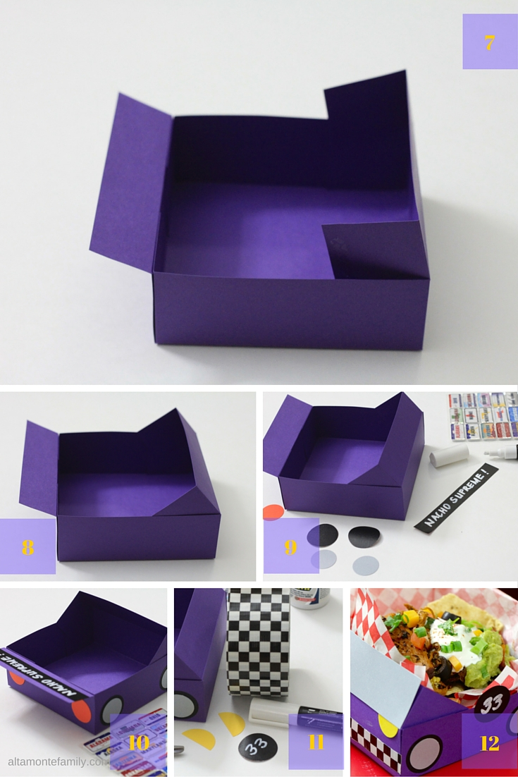 how to make a food tray | My Web Value