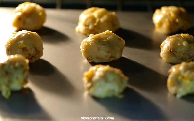 Cornflake Cookies Recipe Post Honey Bunches of Oats