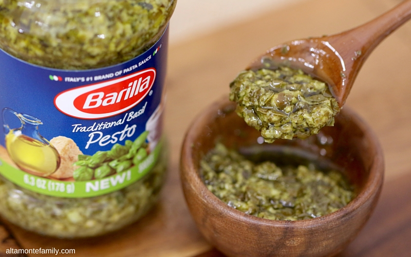 Barilla Pesto Pasta Recipe