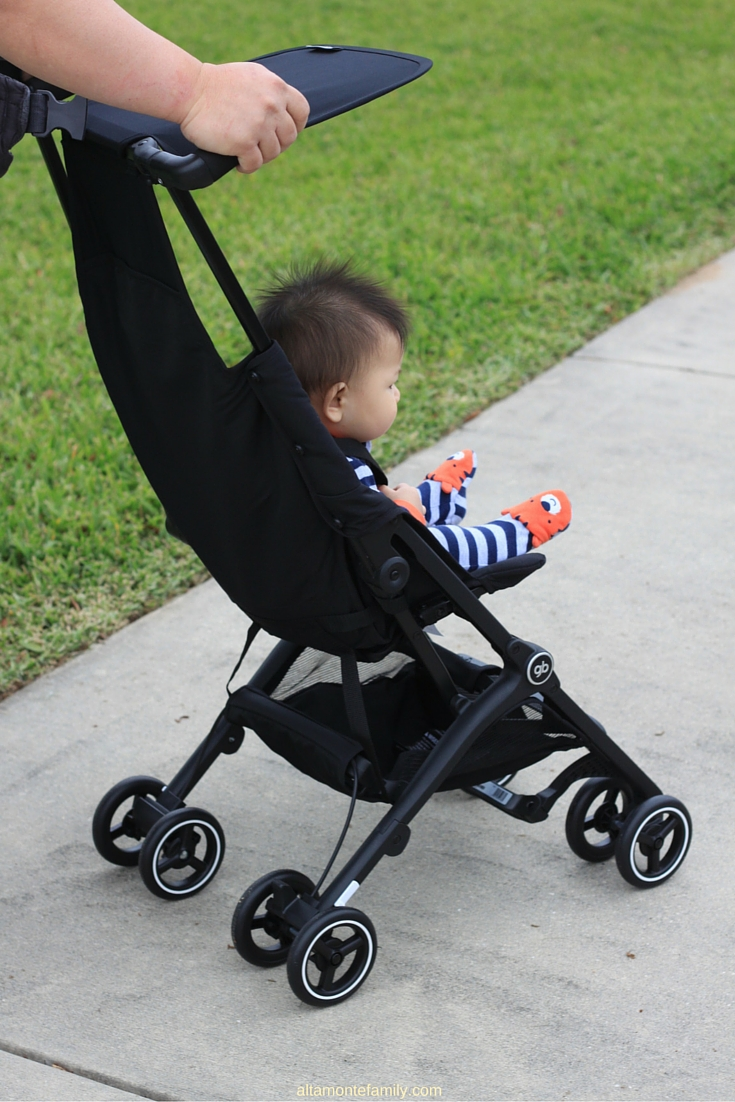 Best Small Stroller for Travel - gb Pockit
