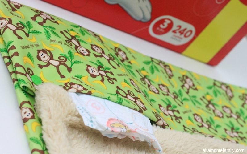 Babyville PUL Fabric Projects and Tutorials