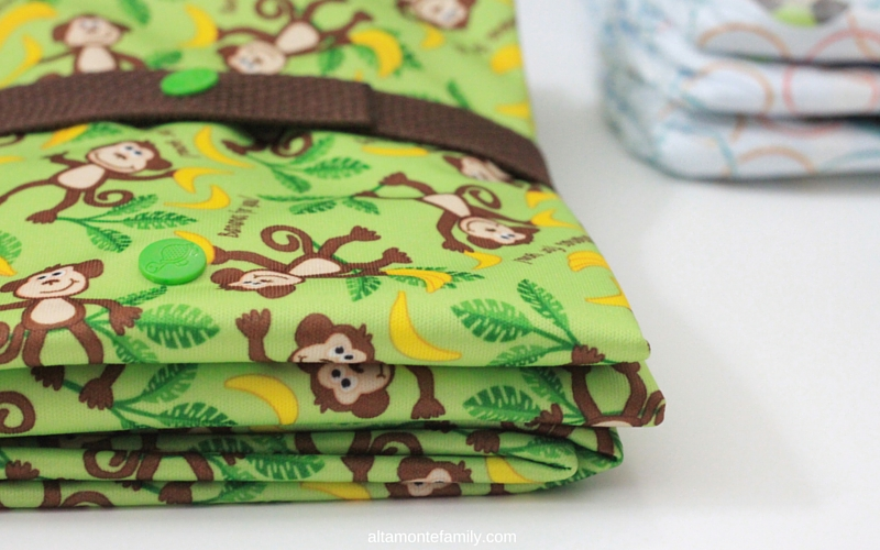 Babyville PUL Fabric No Sew Projects