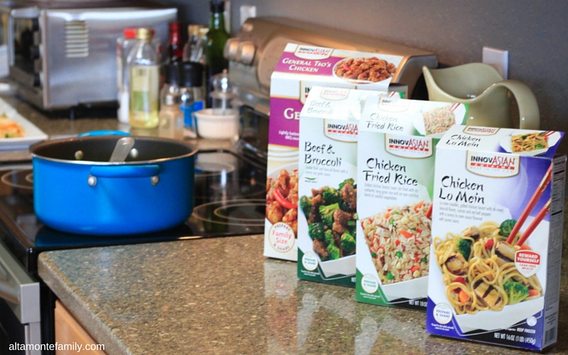 Easy Meal Planning Solutions - InnovAsian Frozen Cuisine