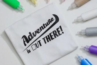 DIY T-Shirt For Little Adventurers