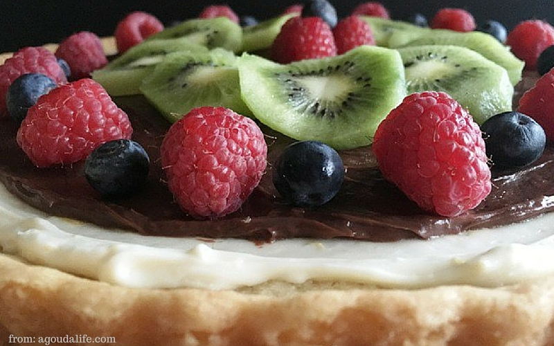 Fruit Tart Recipe - Hungry Friday Feature - Altamonte Family
