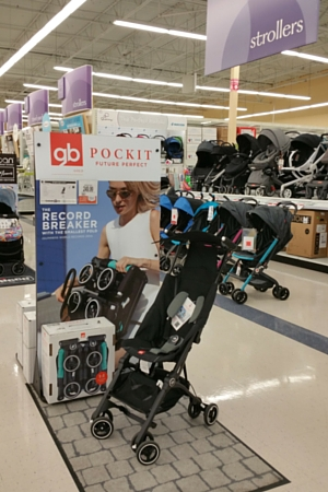 World's Smallest Stroller - gb Pockit