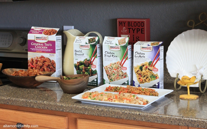 Easy Meal Planning Solutions with InnovAsian Frozen Cuisine