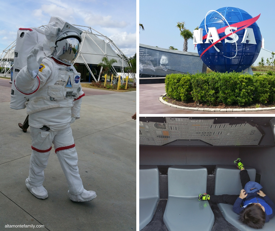 Kennedy Space Center Astronaut Encounter