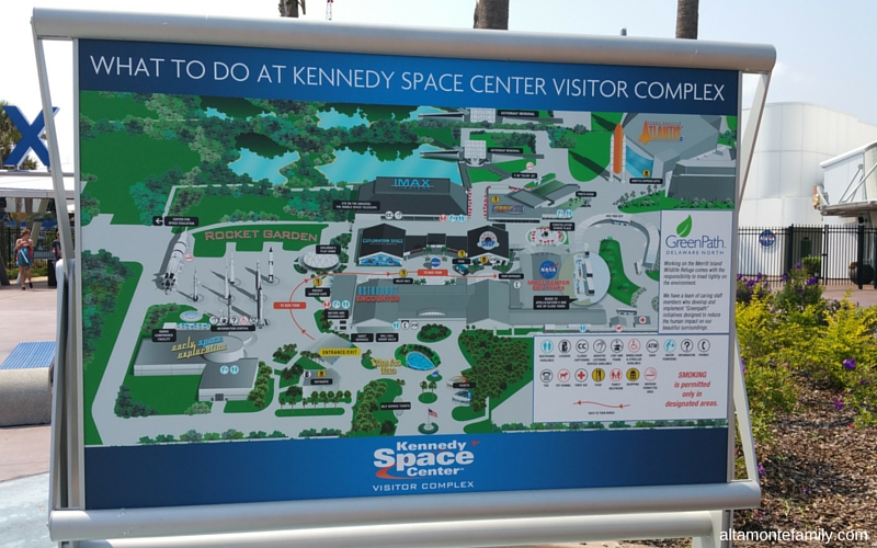 Kennedy Space Center Visitor Complex - Florida