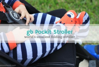 gb Pockit: Best Small Stroller For Travel