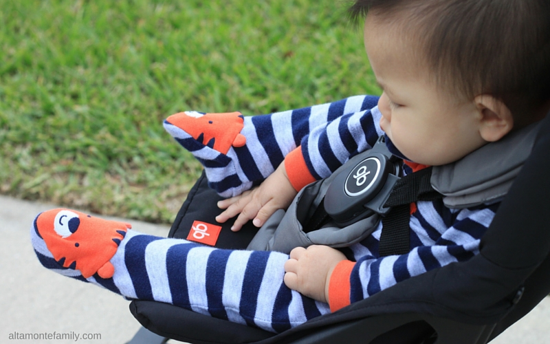 gb Pockit - world's smallest folding stroller