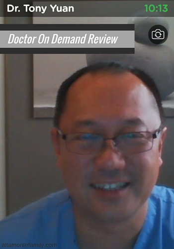Altamonte Family Doctor On Demand Review