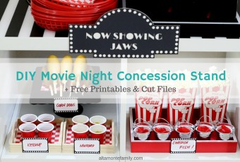 More Movie Nights, More Data, & DIY Concession Stand