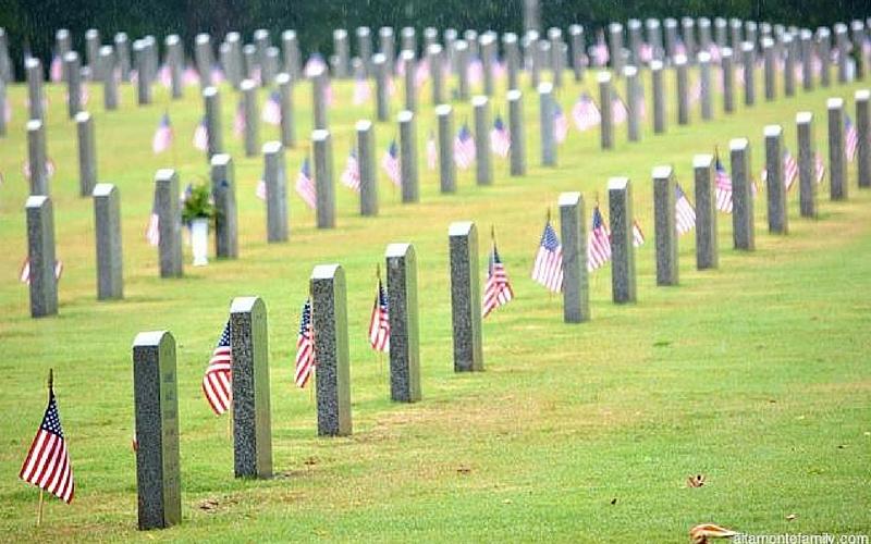 Florida National Cemetery Photos - Bushnell