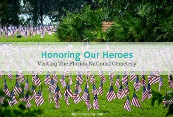 Honoring Our Heroes at Florida National Cemetery