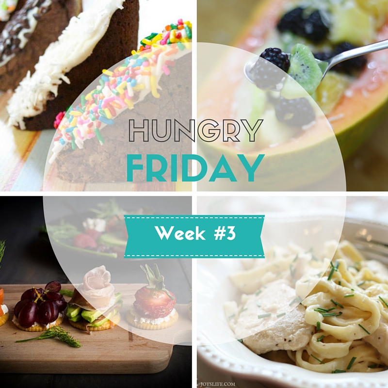Hungry Friday - Week 3 - Altamonte Family