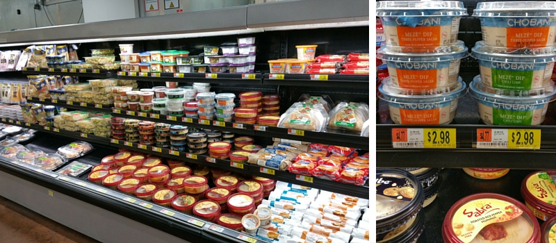 Where To Find Chobani Meze Dip - Walmart