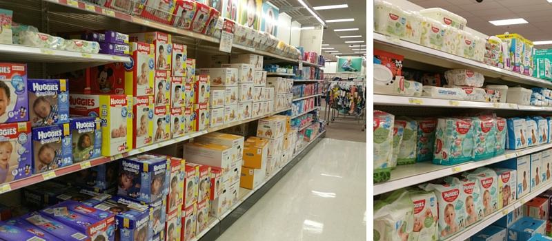 Where to find Huggies OverNites at Target