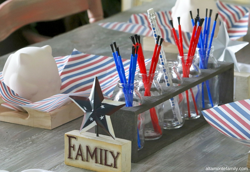 4th of July craft ideas - patriotic crafts for kids