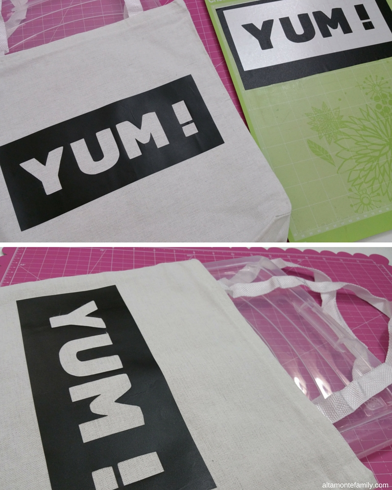 DIY Tote Bag - Cricut Explore Project Ideas