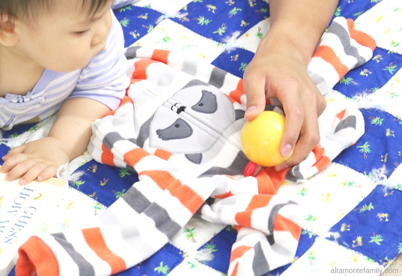 Baby Bedtime Routine Essentials - Cute PJs