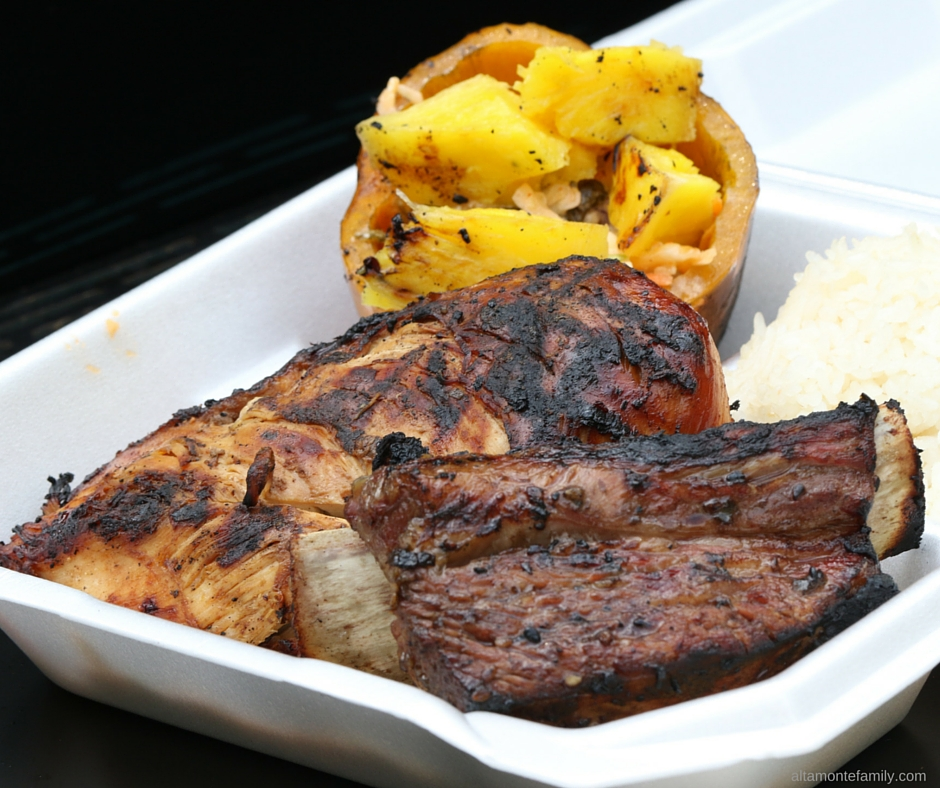 Summer BBQ Plate Lunch Ideas - Kalbi BBQ Short Ribs