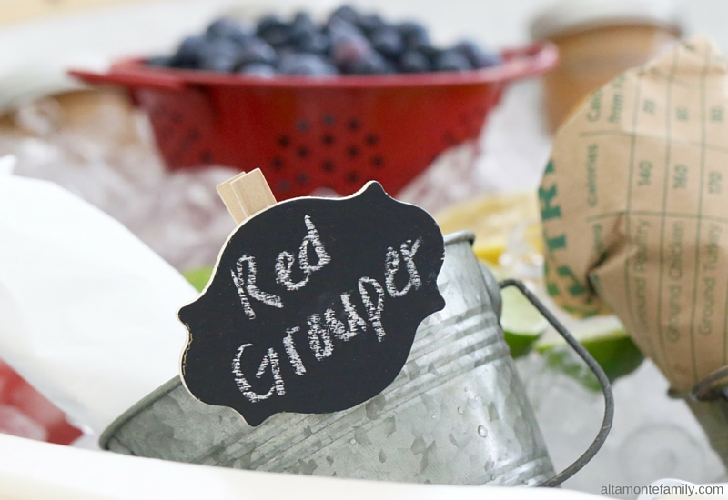 Fresh From Florida Red Grouper - Summer BBQ Party Ideas