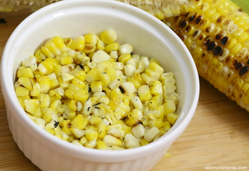 Grilled Sweet Corn - Fresh From Florida