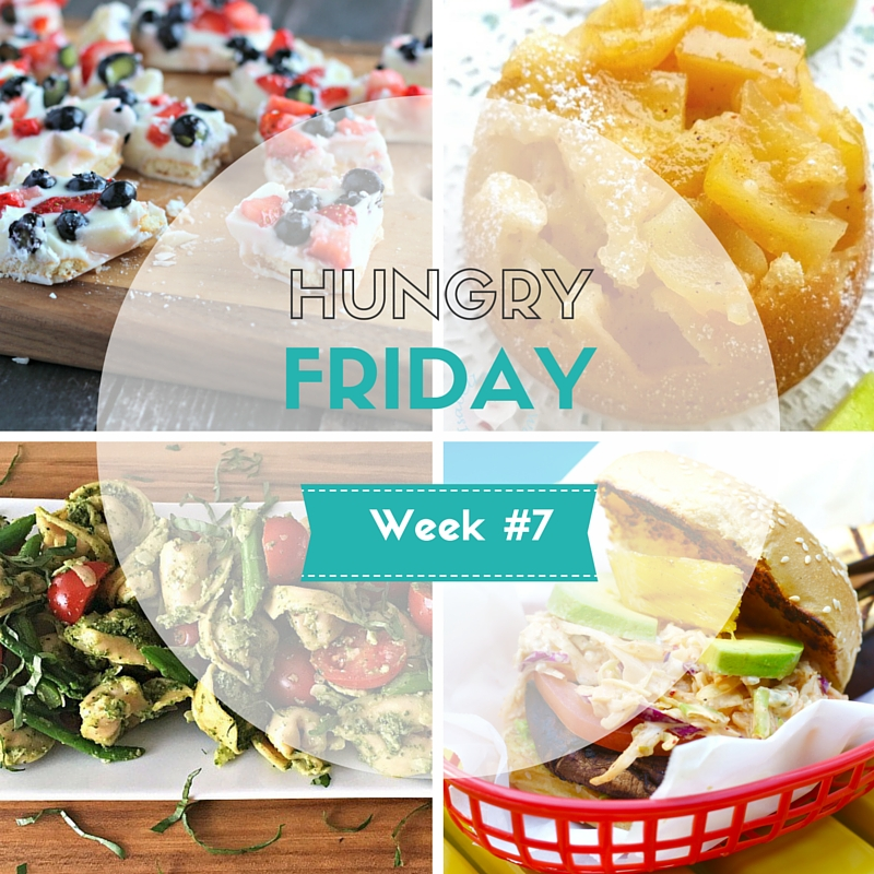 Hungry Friday - Week 7 - Altamonte Family