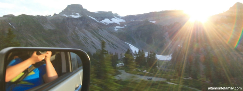 Mount Rainier National Park - Top Summer Road Trip Destination for Families